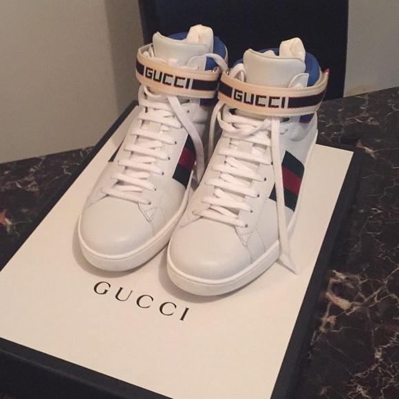 b6411f1c4e1 Gucci Other - Men s Authentic Gucci Sneakers 👟